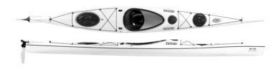 Fast sea kayak WK 500