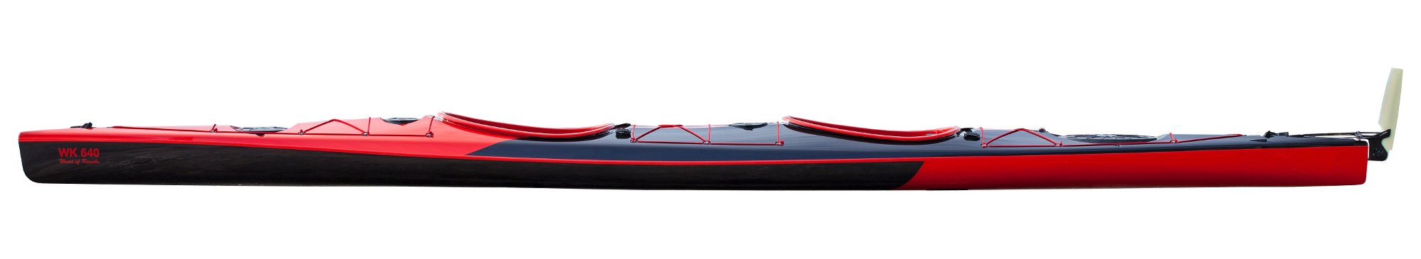Double Kayak WK 640 Sport Side View