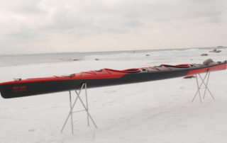 Double kayak WK 640 Sport diagonal view