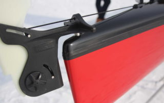 Kayak rudder WK 640 Sport
