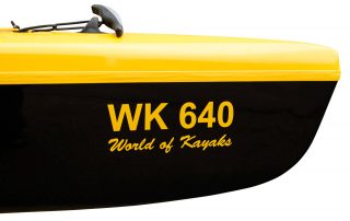 Kayak bow WK 640 Expedition