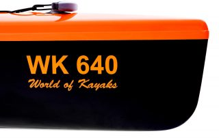 Kayak bow WK 640 Sport